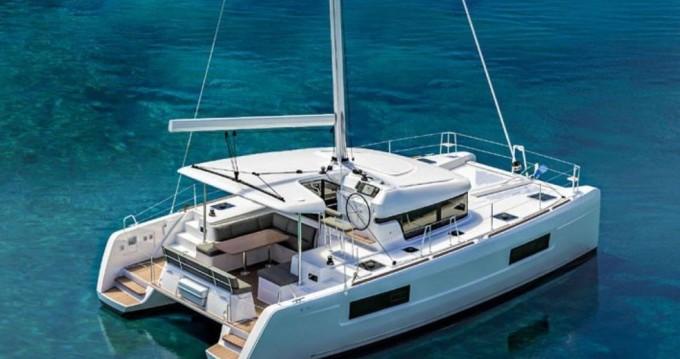 Boat rental Seget Donji cheap Lagoon 40