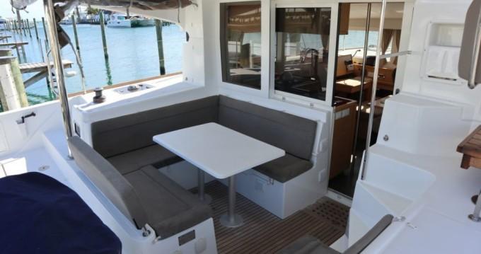 Rent a Lagoon Lagoon 40 MotorYacht - 3 cab. Nassau