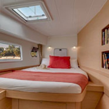Catamaran for rent Jolly Harbour at the best price
