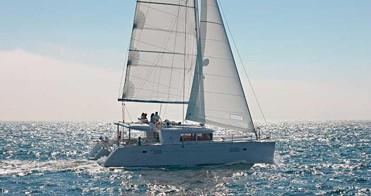 Rental Catamaran in La Paz - Lagoon Lagoon 450 F