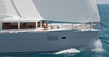 Rental Catamaran in Scrub Island - Lagoon Lagoon 450 S OW Deluxe 3 + 2 cab.