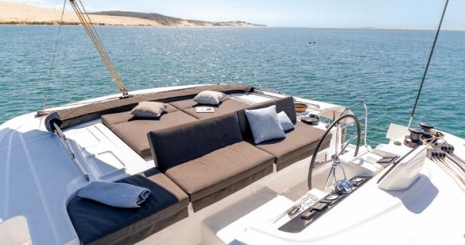 Rental yacht Scrub Island - Lagoon Lagoon 46 on SamBoat