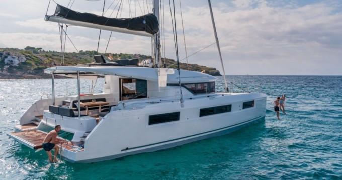 Rental yacht Nassau - Lagoon Lagoon 50 on SamBoat