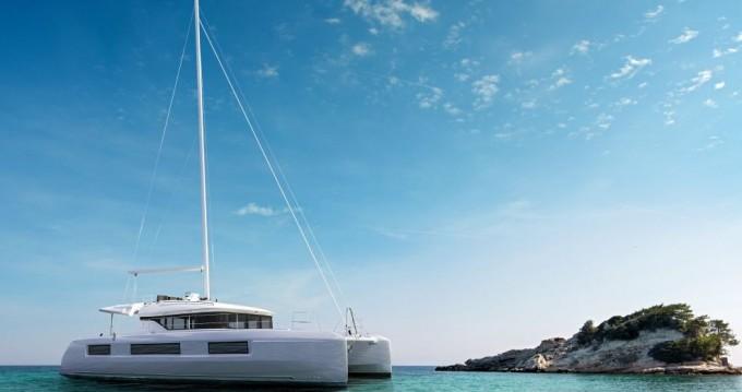Boat rental Seget Donji cheap Lagoon 50