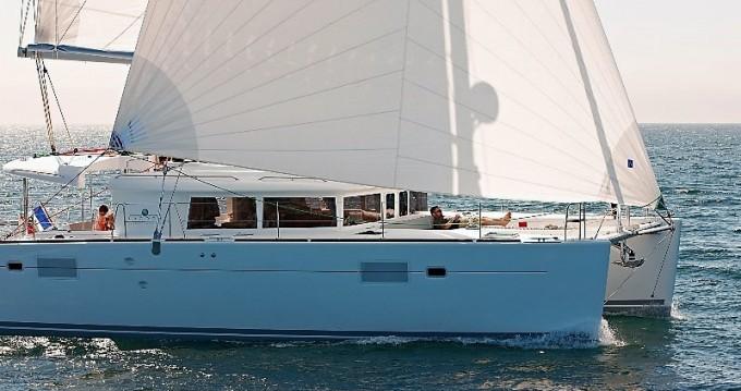 Rental yacht Saint Thomas - Lagoon Lagoon 50 on SamBoat
