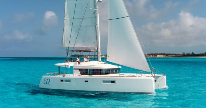 Rental yacht Bas du Fort - Lagoon Lagoon 52 on SamBoat