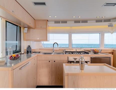 Hire Catamaran with or without skipper Lagoon Raiatea Island