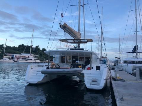 Rental Catamaran in La Paz - Lagoon Lagoon 52 F