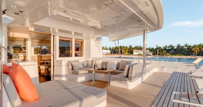 Rental yacht Lefkada (Island) - Lagoon Lagoon 52 F on SamBoat
