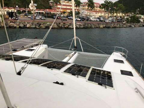 Boat rental Anse Marcel cheap Lagoon 52 F