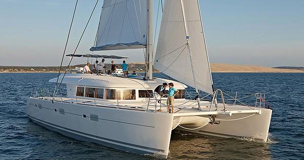 Rental yacht Raiatea Island - Lagoon Lagoon 620 - 6 + 2 cab. on SamBoat