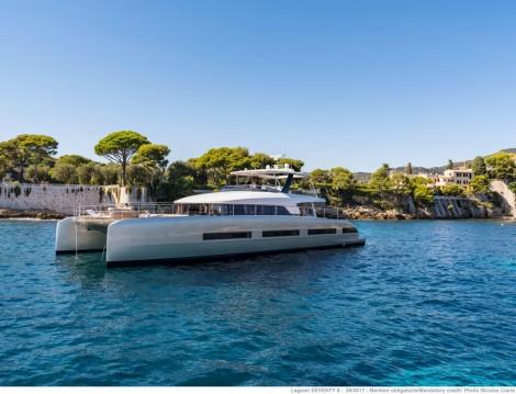 Rental yacht Anse Marcel - Lagoon Lagoon Seventy 8 on SamBoat