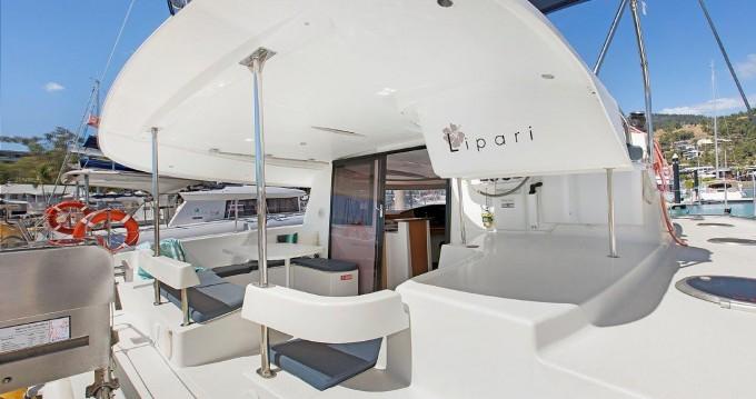 Rent a Fountaine Pajot Lipari 41 Airlie Beach