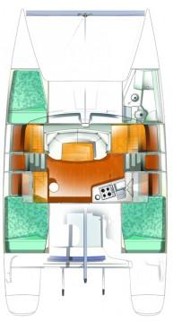 Rental yacht Nassau - Fountaine Pajot Mahe 36 - 3 cab. on SamBoat