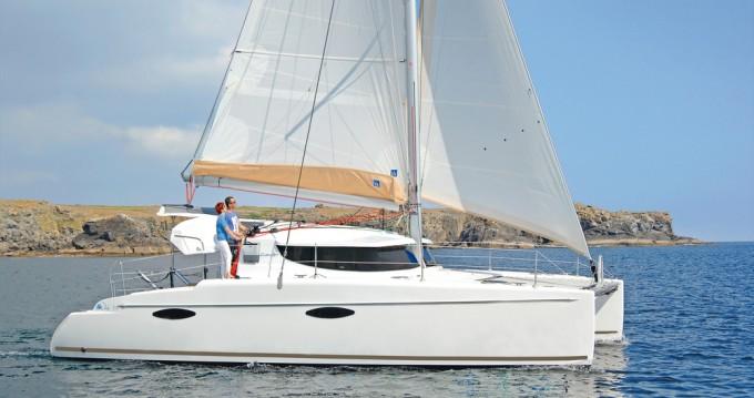 Boat rental Ionian Islands cheap Mahe 36 - 3 cab.