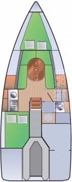 Boat rental La Trinité-sur-Mer cheap Mojito 8.88