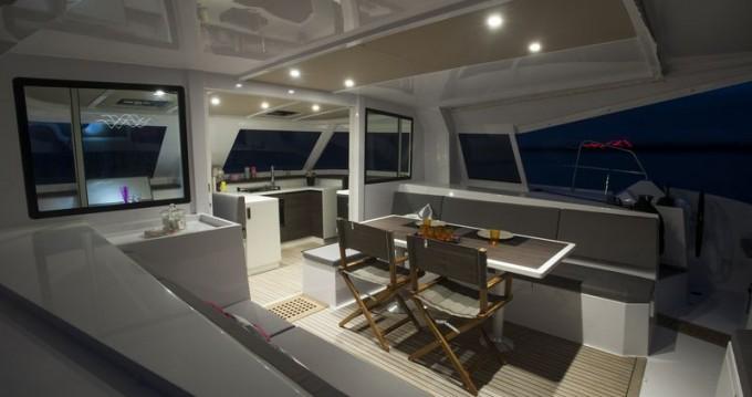 Rental yacht Anse Marcel - Nautitech Nautitech 40 on SamBoat