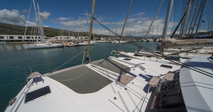 Hire Catamaran with or without skipper Nautitech Saint-Mandrier-sur-Mer