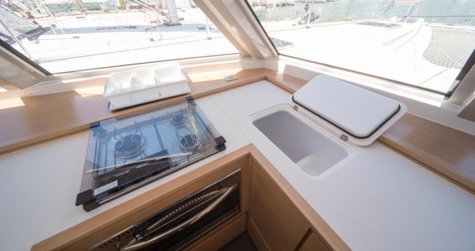 Rental Catamaran in Saint-Mandrier-sur-Mer - Nautitech Nautitech 46 Fly
