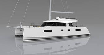 Rental Catamaran in La Paz - Nautitech Nautitech 46 Open