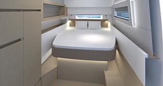 Boat rental La Paz cheap Nautitech 46 Open