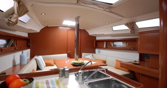 Boat rental Alimos cheap Oceanis 37