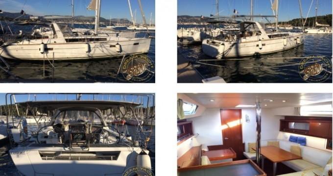 Rental yacht La Trinité-sur-Mer - Bénéteau Oceanis 41 on SamBoat