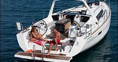 Boat rental Saint-Mandrier-sur-Mer cheap Oceanis 41