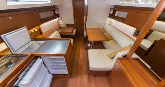 Boat rental Seget Donji cheap Oceanis 41