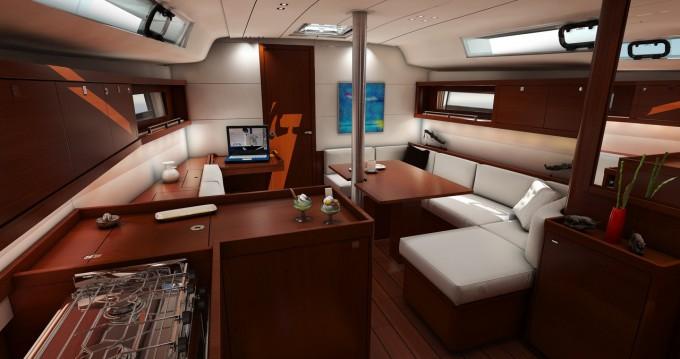 Boat rental Marsh Harbour cheap Oceanis 41.1