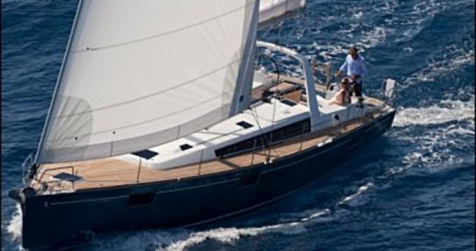 Bénéteau Oceanis 48 between personal and professional Marina di Portorosa