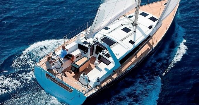 Rental yacht Paros Island - Bénéteau Oceanis 48 on SamBoat