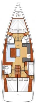 Rental yacht Komolac - Bénéteau Oceanis 48 on SamBoat