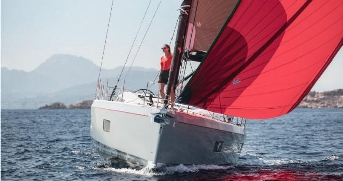 Boat rental Jolly Harbour cheap Oceanis 51.1