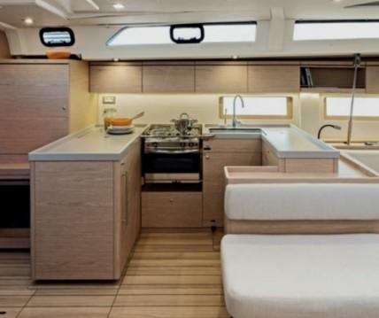 Rental Sailboat in Jolly Harbour - Bénéteau Oceanis 51.1