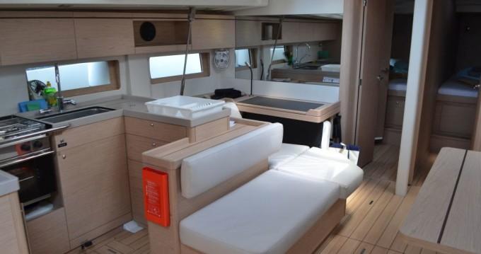 Boat rental Seget Donji cheap Oceanis 51.1