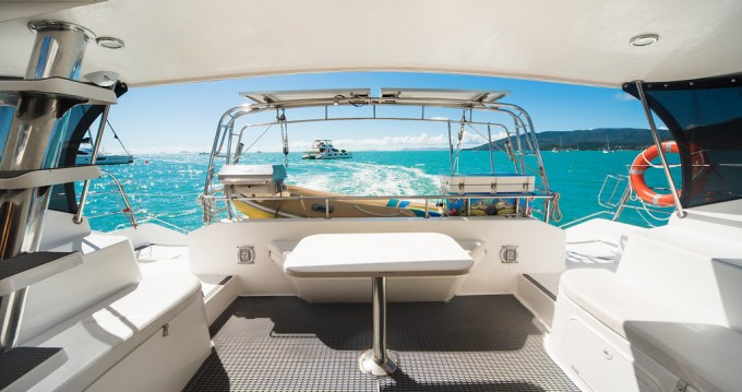 Boat rental Perry Catamarans Perry 44.5 PC in Airlie Beach on Samboat