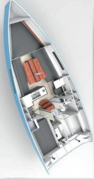 Rm-Yachts RM 970 between personal and professional La Rochelle