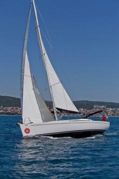 Rental yacht Seget Donji - Salona Salona 44 Performance on SamBoat