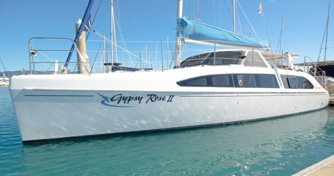 Hire Catamaran with or without skipper Seawind Airlie Beach