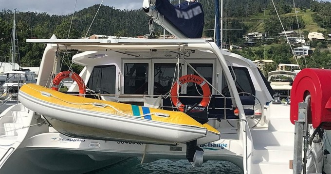 Boat rental Seawind Seawind 1250 in Airlie Beach on Samboat