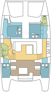 Catamaran for rent Airlie Beach at the best price