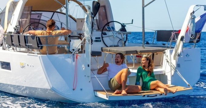Boat rental Zaton cheap Sun Loft 47 - 6 + 1 cab.