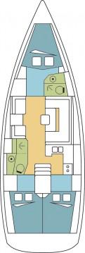 Rental yacht Airlie Beach - Jeanneau Sun Odyssey 39i on SamBoat