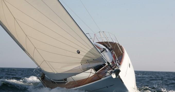 Boat rental Jeanneau Sun Odyssey 409 in Praslin Island on Samboat
