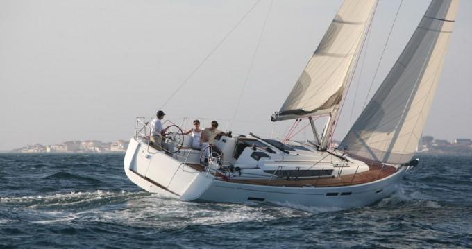 Rental yacht Praslin Island - Jeanneau Sun Odyssey 409 on SamBoat