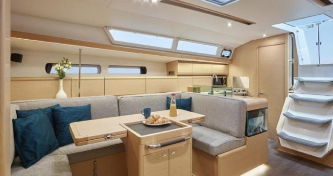 Jeanneau Sun Odyssey 449 between personal and professional Kos