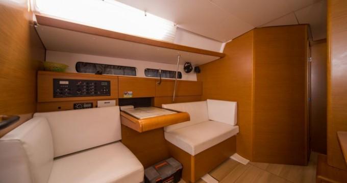 Boat rental Jeanneau Sun Odyssey 449 in Seget Donji on Samboat