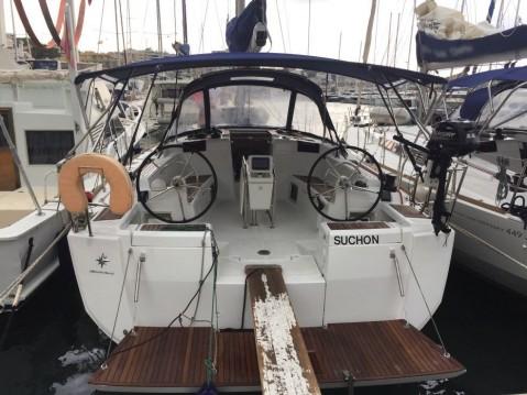 Rental Sailboat in Palma de Mallorca - Jeanneau Sun Odyssey 449