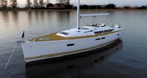 Jeanneau Sun Odyssey 469 between personal and professional Saint-Mandrier-sur-Mer